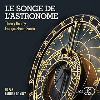 Page de couverture de Le songe de l'astronome