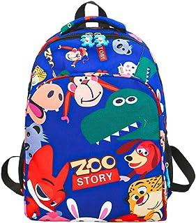 Kids School Backpack Elementary School Bookbag 14.5' Backpack for Boy