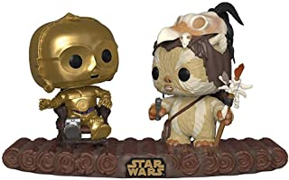 Funko Movie Moment Star Wars: Return of The Jedi - C-3PO on Throne