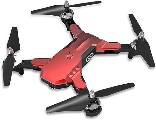 apresurado a ver Sgkhz Quadcopter, Mini Drone, 1080P HD RC RC RC Helicóptero, Video en Vivo, Regreso a casa por GPS, Control de la aplicación Retención de la Altura de Vuelo en Pista  Venta barata