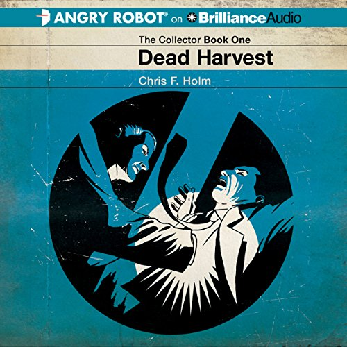 Dead Harvest audiobook cover art