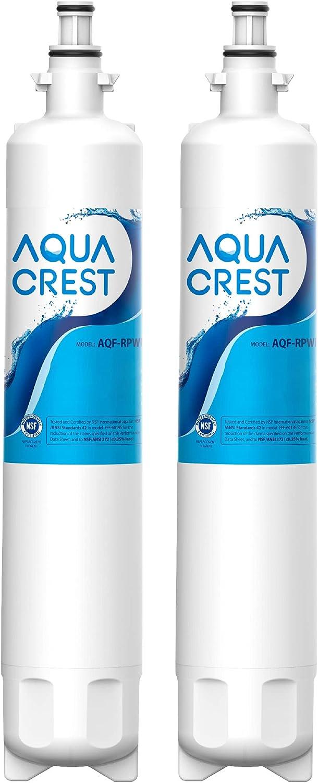 AQUA CREST RPWF Refrigerator Water Over item handling price NOT Filter RPWFE Compatibl