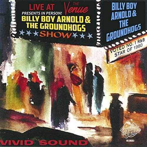 Billy Boy Arnold feat. The Groundhogs