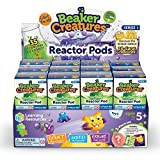 Learning Resources Beaker Creatures Reactor Pod, 24 Pack Pods, Homschool, Science Alien Collectibles, STEM, Assorted Colors, Ages 5+