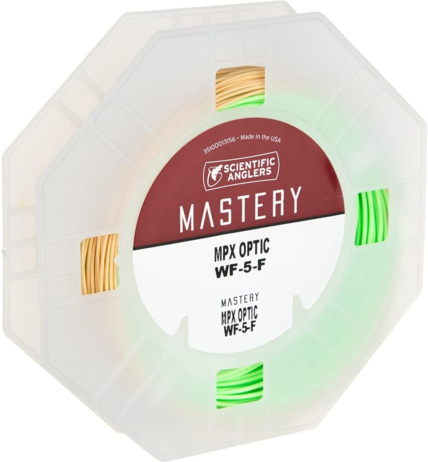 Scientific Anglers Mastery MPX Taper Floating Fly Line  WF4F