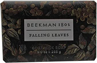 product image for Beekman 1802 Goat Milk Soap 9.0 oz. (Falling Leaves)