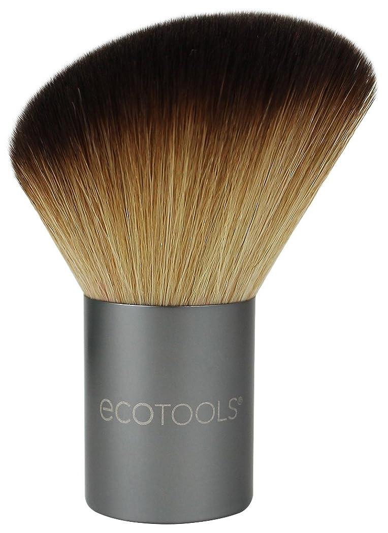 チャンバー限定透過性EcoTools Angled Kabuki Brush Beautifully Soft (並行輸入品)