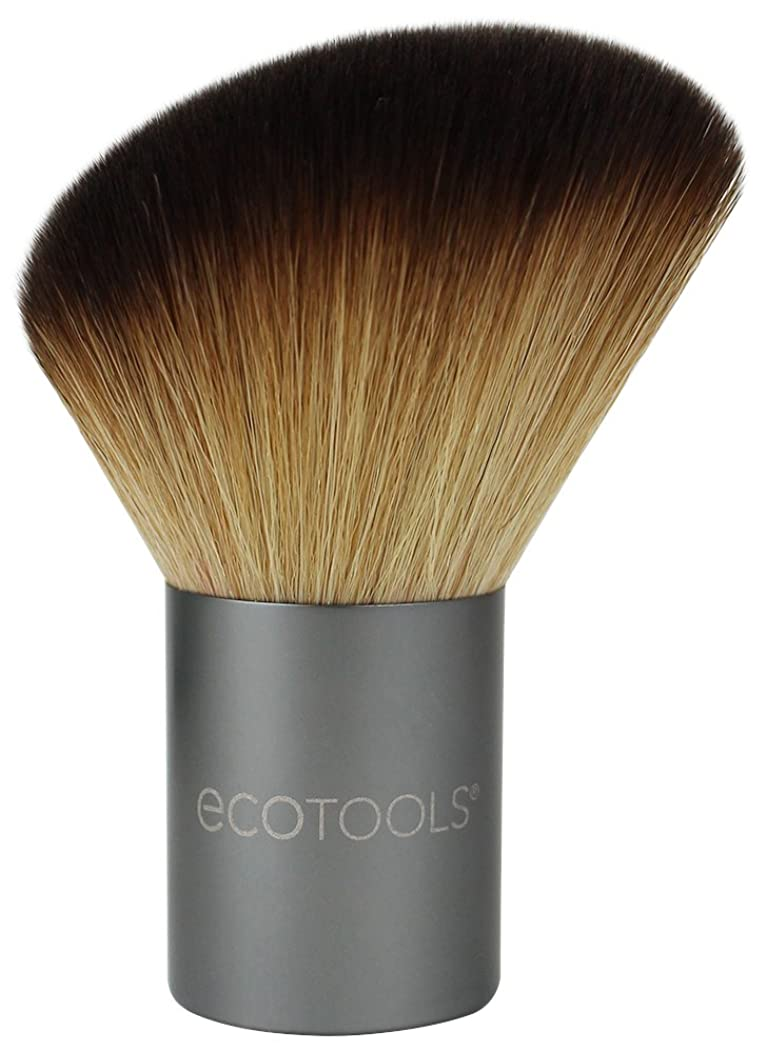 着陸選出するかなりEcoTools Angled Kabuki Brush Beautifully Soft (並行輸入品)