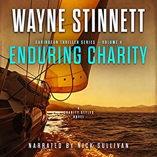 Enduring Charity: A Charity Styles Novel audiobook cover art
