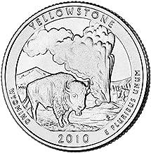 2010 yellowstone quarter