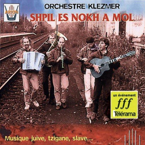 Jewish-Klezmer Orchestra - Shpil Es Nokh A Mol Volume 2