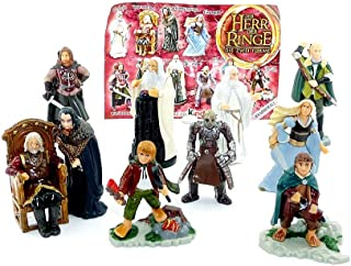 Kinder sorpresa tutti i 10/personaggi di Il Signore degli Anelli I con un bpz komplettsaetz