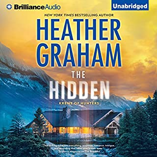 The Hidden     Krewe of Hunters, Book 17              By:                                                                                                                                 Heather Graham                               Narrated by:                                                                                                                                 Phil Gigante                      Length: 8 hrs and 47 mins     231 ratings     Overall 4.6