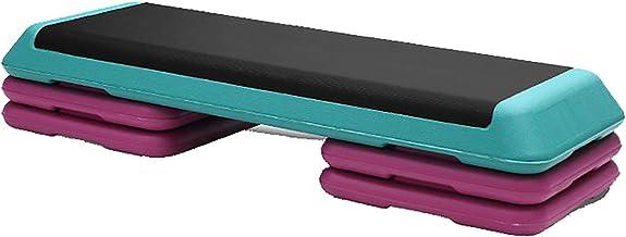 Duurzame Cardiopedalen 110 cm verstelbare hoogte cardio fitnesspedaal geschikt voor de sportschool of thuis Breed Gebruik...