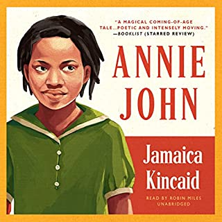 Annie John audiobook cover art