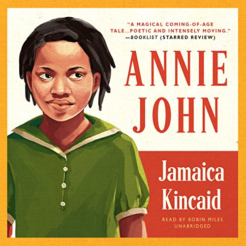 Annie John audiobook cover art