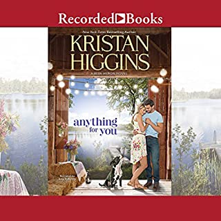 Anything for You                   By:                                                                                                                                 Kristan Higgins                               Narrated by:                                                                                                                                 Amy Rubinate                      Length: 10 hrs and 52 mins     558 ratings     Overall 4.5