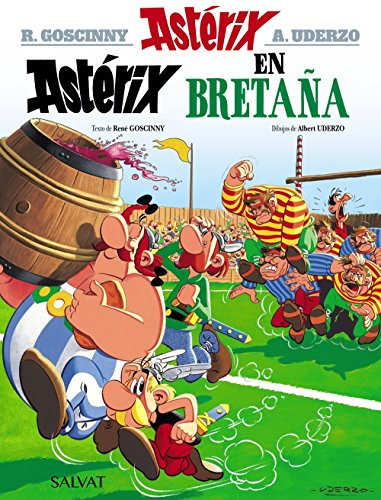 Astérix en Bretaña: Asterix en Bretana