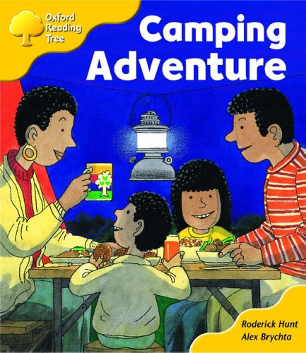 Oxford Reading Tree: Stage 5: More Storybooks: Camping Adventure: Pack Bの詳細を見る