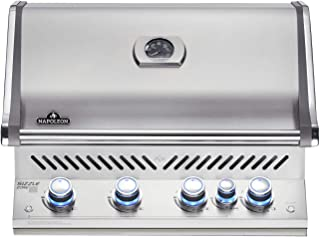 Napoleon BIPRO500RBNSS-3 BIPRO500RBNSS3 Natural Gas Grill, Stainless Steel