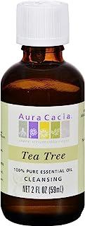 Aura Cacia 100% Pure Essential Oil Tea Tree - 2 fl oz