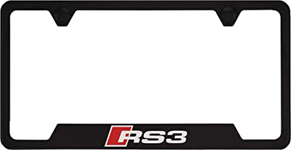 Best audi rs3 license plate frame Reviews