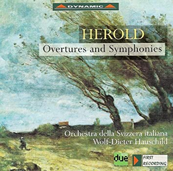 Herold: Overtures and Symphonies