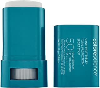 Colorescience Sunforgettable SPF50 Total Protection Sport Stick, 18 ml