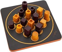 [ギガミック] Gigamic クアルト ミニ QUARTO MINI ボードゲーム GDQA 3.421271.300441 木製 テーブルゲーム おもちゃ 知育 玩具 子供 脳トレ ゲーム フランス [並行輸入品]