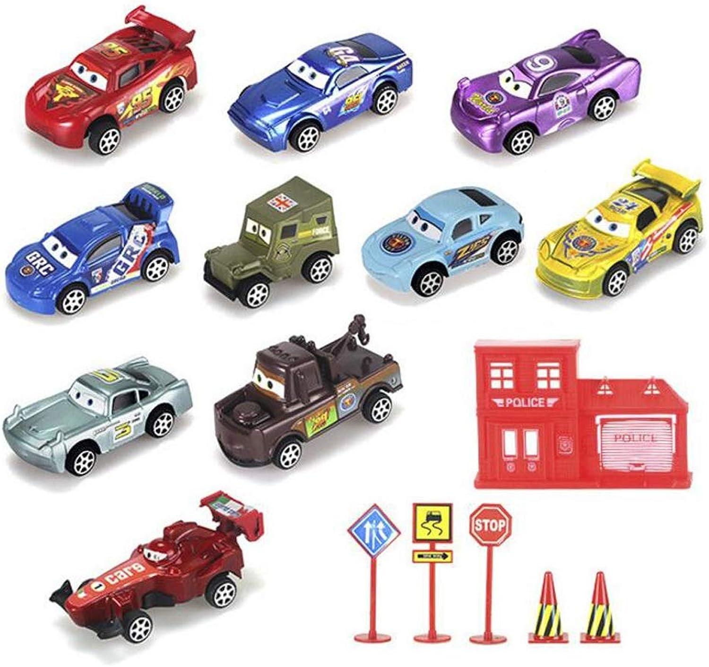 Race Car Car Car Toys Assorted For Kids Boys Or Girls Free Wheeling