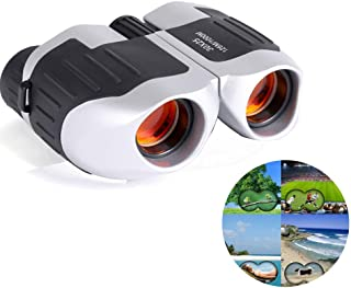 High Power Concert Binoculars, Mini 30X25 HD Telescope Compact Zoom Opera Glasses Portable, for Travel Sports LLL Night Vi...