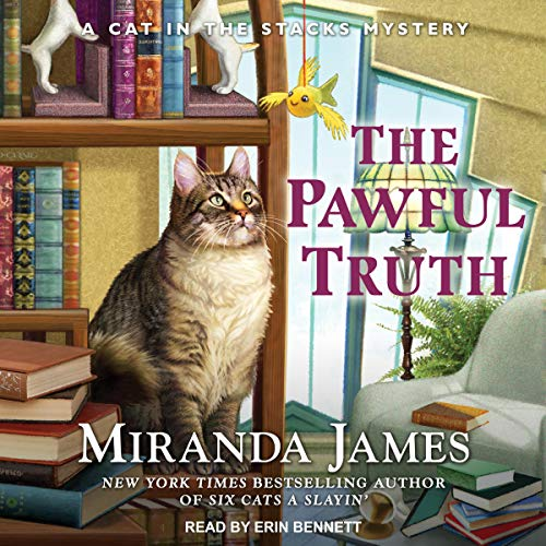 The Pawful Truth: Cat in the Stacks Mystery Series, Book 11
