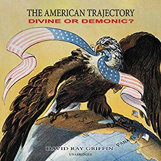 The American Trajectory audiobook cover art