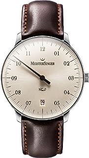 MeisterSinger - Meister Singer Neo Reloj unisex Diseño Clásico