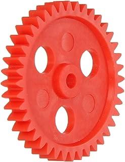 Ajax Scientific Plastic Gear with 40 Teeth (Pack of 10)