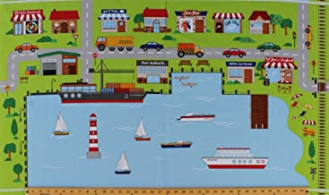 Best road map fabric panel Reviews