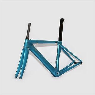 PPLAS Vélo complet R8000 11s Cadre en carbone/roues en carbone Super léger 8,5 kg (Couleur : bleu, taille : R8000 22s)