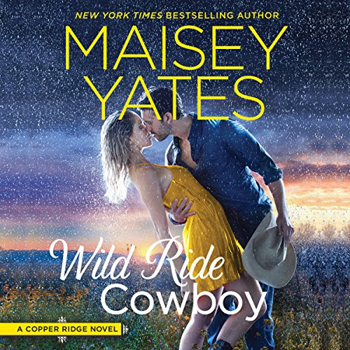 Wild Ride Cowboy audiobook cover art