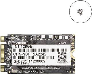 Zheino M.2 NGFF 2242 128GB SSD SATA3.0 6Gb/s 内蔵SSD 3D Nand 採用