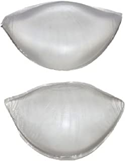 Silicone Cleavage Enhancer Breast Pushup Pad Bra Insert L Size