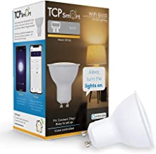 TCP Smart WiFi GU10 Warm White 380lm