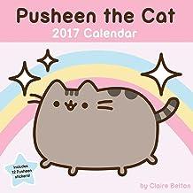 Pusheen the Cat 2017 Calendar