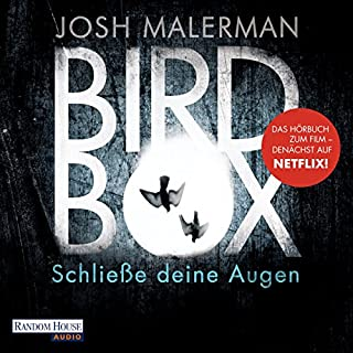 Bird Box Audiobook By Josh Malerman Audible Com
