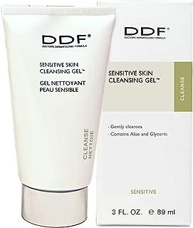 DDF Sensitive Skin Cleansing Gel, 3 Fl. Oz.