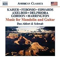 Music for Mandolin & Guitar