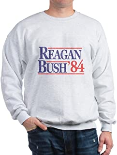 CafePress Reagan Bush '84 Classic Crew Neck Sweatshirt
