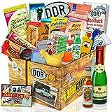 DDR Geschenkidee 24 tlg. mit Ost Spezialitäten / Geschenke Geburtstag Freundin