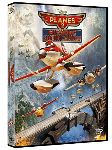 Planes Missione Antincendio (DVD)