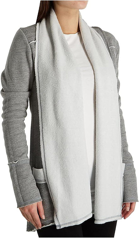 Hard Tail Women's Slouchy Sherpa Cardigan Style SHE02