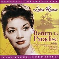 Retun to Paradise (Remastered